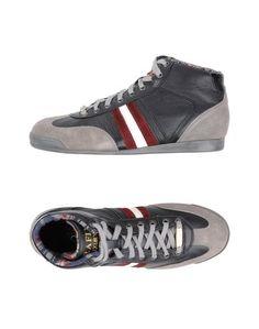 Высокие кеды и кроссовки Serafini Luxury
