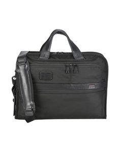 Деловые сумки Tumi