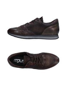 Низкие кеды и кроссовки Mjus