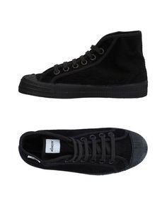 Высокие кеды и кроссовки Novesta