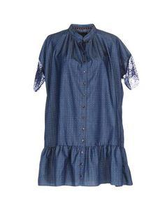 Короткое платье Twin Set Jeans