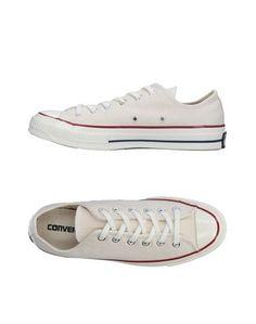 Низкие кеды и кроссовки Converse ALL Star Chuck Taylor II