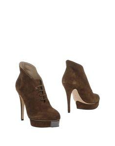 Полусапоги и высокие ботинки Sergio Cimadamore