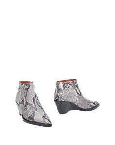 Полусапоги и высокие ботинки Acne Studios