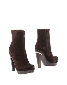 Полусапоги и высокие ботинки Diane von Furstenberg