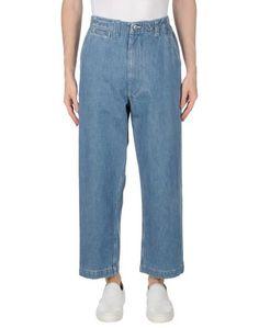 Джинсовые брюки E. Tautz