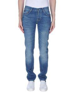 Джинсовые брюки Fred Mello