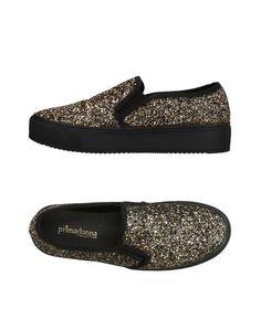 Низкие кеды и кроссовки Primadonna