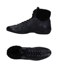 Высокие кеды и кроссовки Santoni for AMG