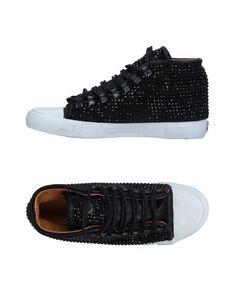 Высокие кеды и кроссовки Black Dioniso