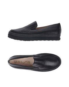 Низкие кеды и кроссовки Unisa