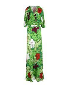 Длинное платье Moschino Cheap and Chic