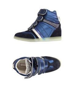 Высокие кеды и кроссовки Serafini Manhattan