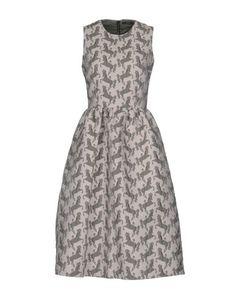 Платье до колена Markus Lupfer