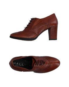 Обувь на шнурках Mally