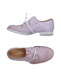 Обувь на шнурках Barny Nakhle