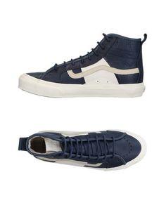 Высокие кеды и кроссовки Taka Hayashi FOR Vault BY Vans