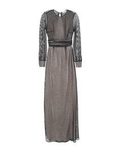 Длинное платье Emanuel Ungaro
