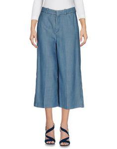 Джинсовые брюки-капри Drykorn