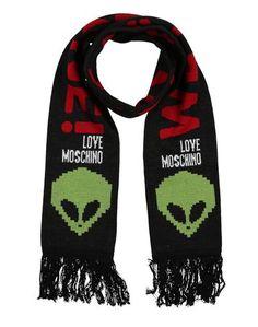 Шарф Love Moschino