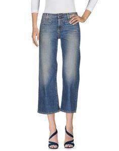 Джинсовые брюки-капри ROŸ Rogers