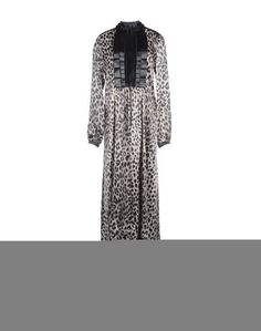 Длинное платье Veronique Branquinho