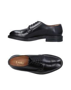 Обувь на шнурках Loake