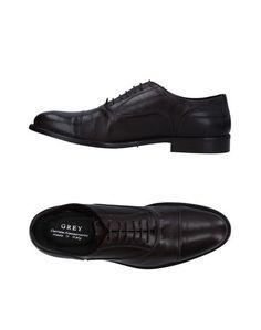 Обувь на шнурках Grey Daniele Alessandrini