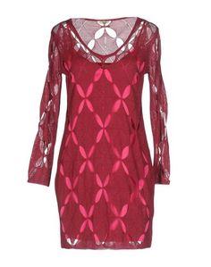 Короткое платье Galliano