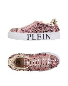 Низкие кеды и кроссовки Philipp Plein