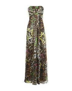 Длинное платье Philipp Plein