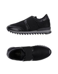 Низкие кеды и кроссовки Vivian