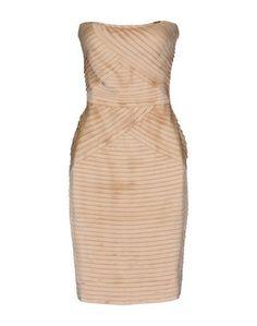 Короткое платье Elisabetta Franchi Gold