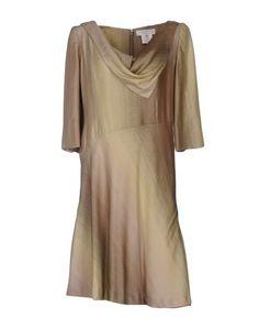 Платье до колена Jacques Fath