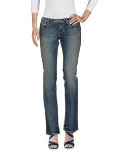 Джинсовые брюки William Rast