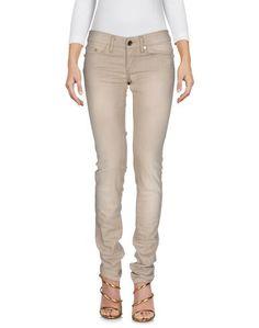 Джинсовые брюки Elisabetta Franchi Gold