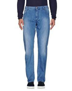 Джинсовые брюки Isaia