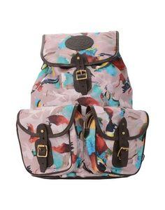 Рюкзаки и сумки на пояс Basso & Brooke