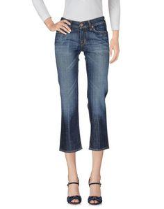 Джинсовые брюки-капри Citizens of Humanity