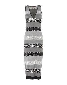 Платье длиной 3/4 Trussardi Jeans