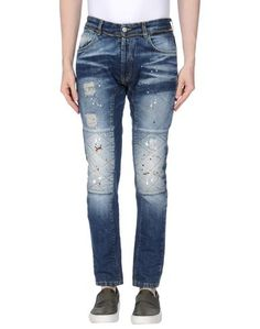Джинсовые брюки Mnml Couture