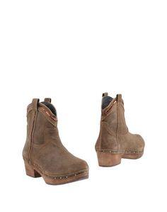 Полусапоги и высокие ботинки XUZ