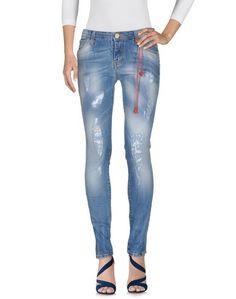 Джинсовые брюки LES Noir
