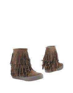 Полусапоги и высокие ботинки Sara LÓpez