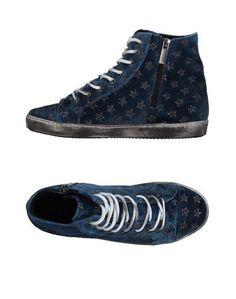 Высокие кеды и кроссовки Mancapane