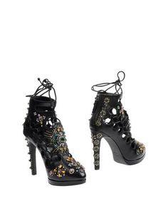 Полусапоги и высокие ботинки Giuseppe Zanotti for Christopher Kane