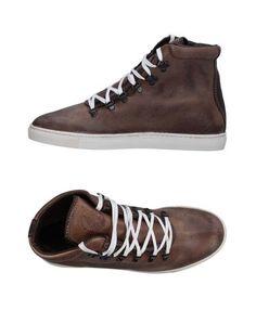 Высокие кеды и кроссовки N.D.C. Made BY Hand