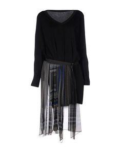 Короткое платье Sacai