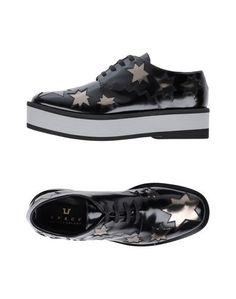 Обувь на шнурках Space Style Concept