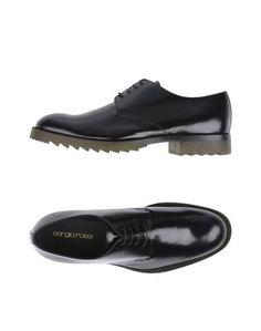 Обувь на шнурках Sergio Rossi